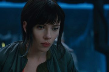 ghost-in-the-shell Scarlett Johansson