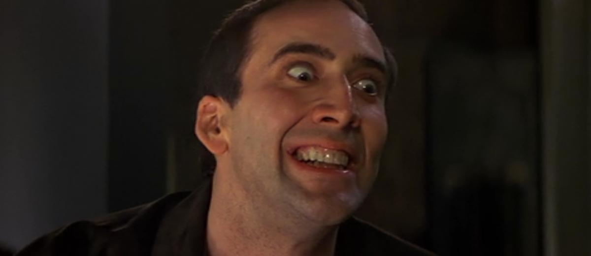 Image result for nick cage